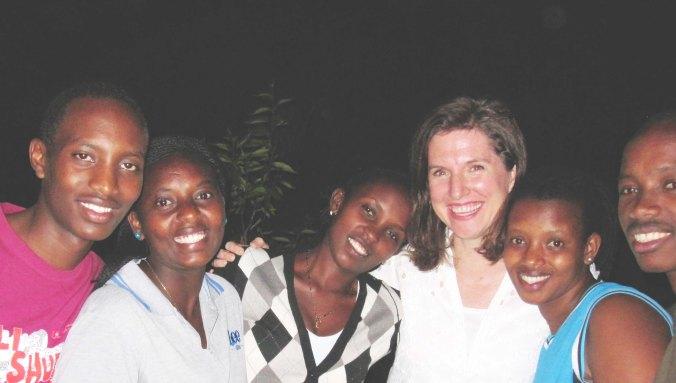 RWANDA 2014
